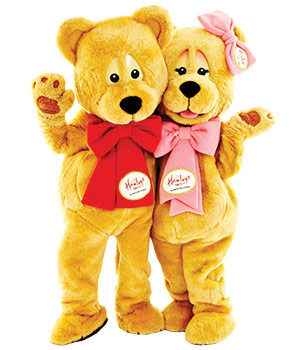 Meet Hamley & Hattie Bear!